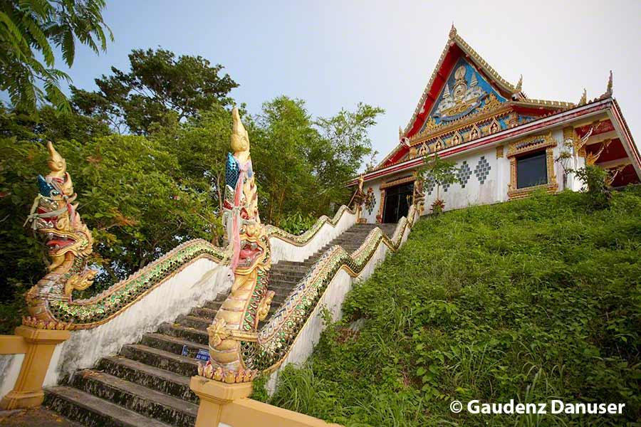 Phuket, Wat Siray, Sirey, Sirae