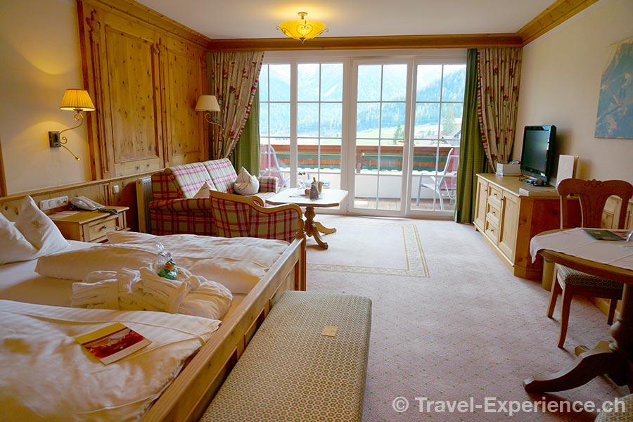 Hotel Post, Lermoos, Zugspitze