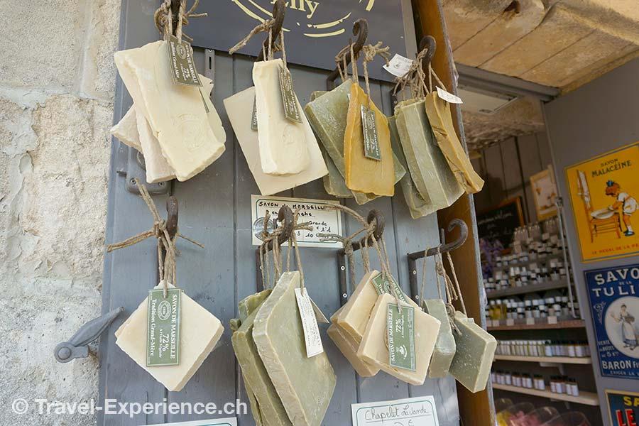 Provence, Les Baux