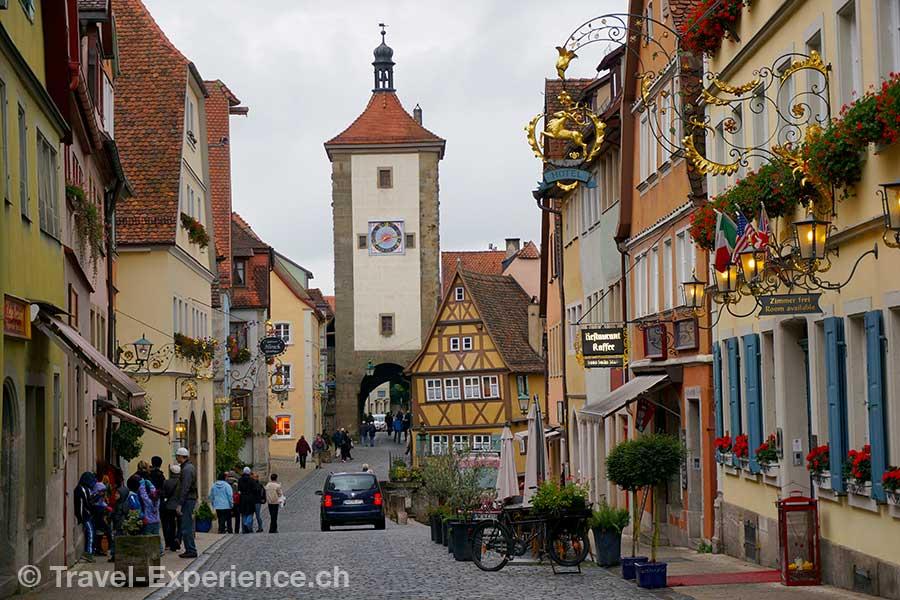 Rothenburg ob der Tauber, Siebertsturm