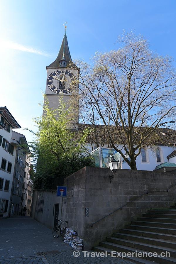 Zuerich, St. Peter