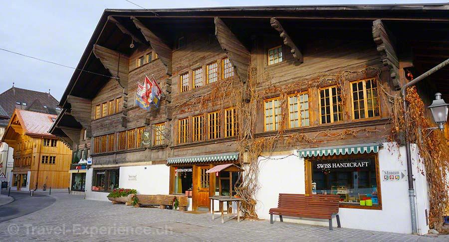 Gstaad, Saanen, Museum