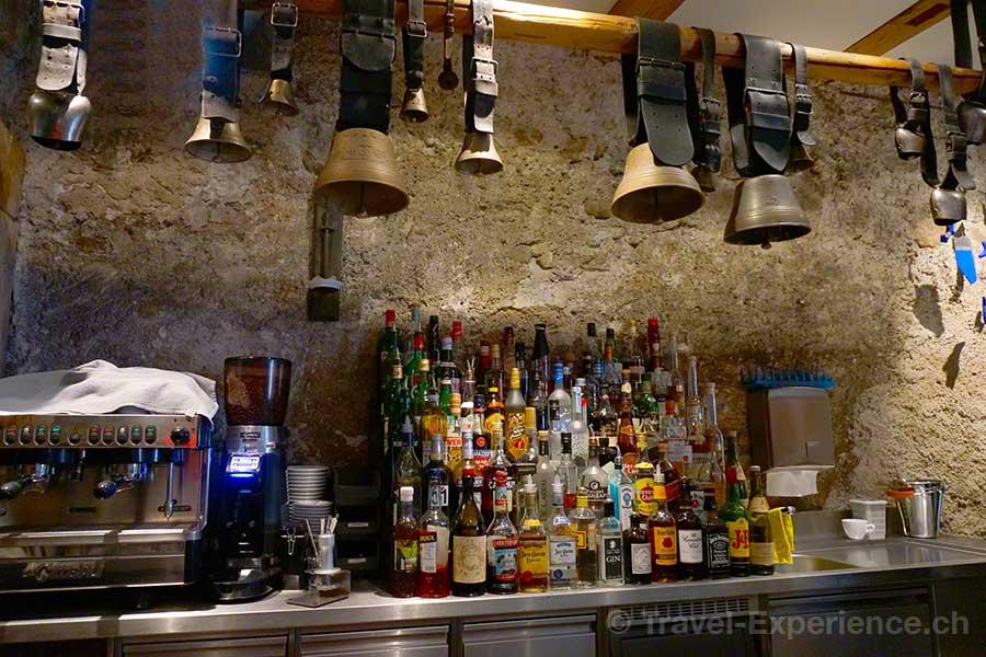Gstaad, Saanen, 16 Art Bar, Glockengiesserei