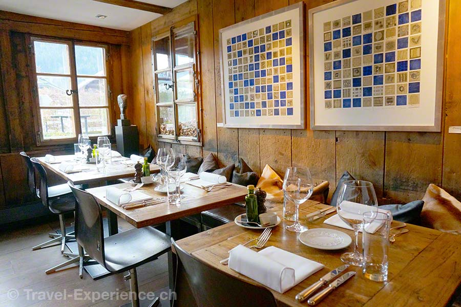 Gstaad, Saanen, 16 Art Bar Restaurant