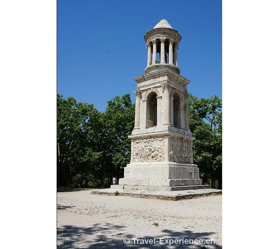 Provence, Saint Rémy, Mausoleum