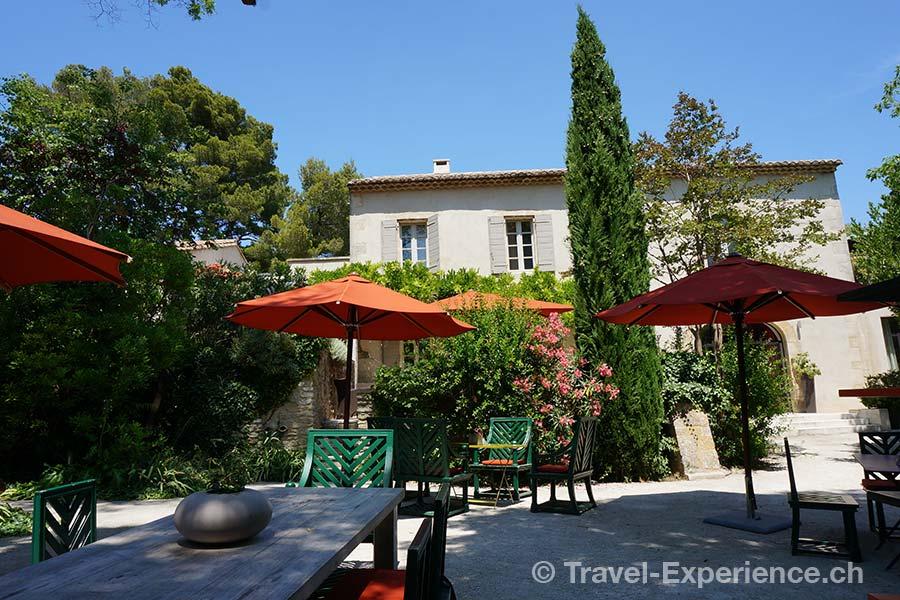 Provence, Saint Rémy, Mas de l'Amarine