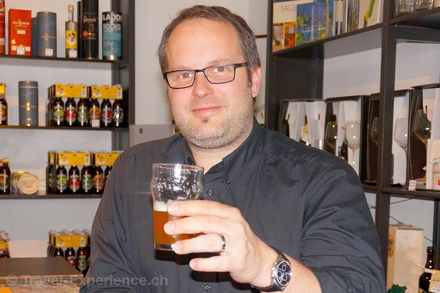 Salzburg, Hof, Gusswerk, Reinhold Barta, Bio-Bier