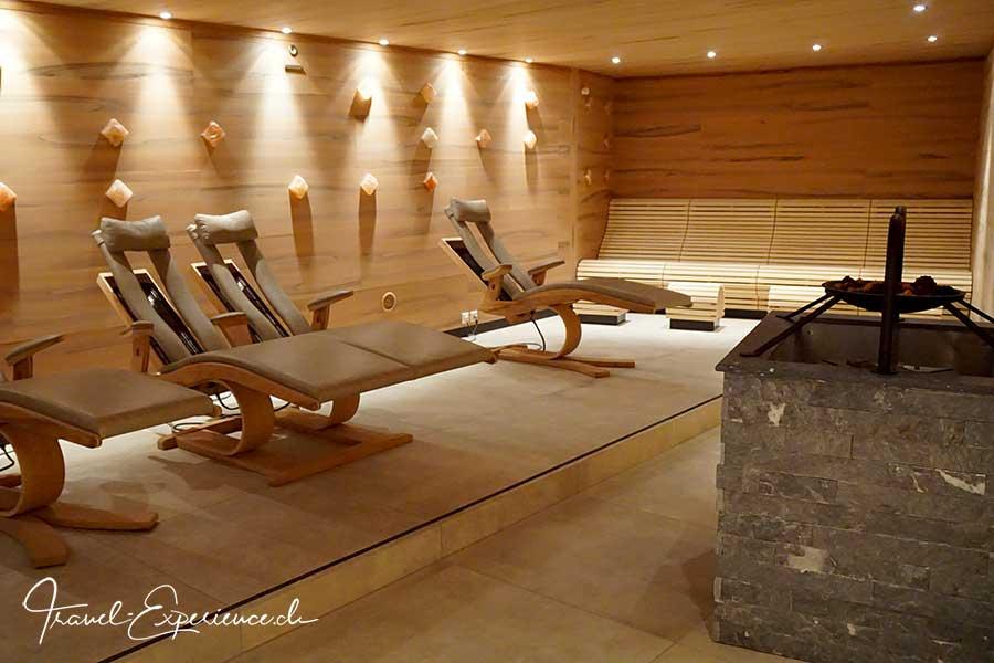 Italien, Suedtirol, Schenna, Resort, Wellness, Sauna