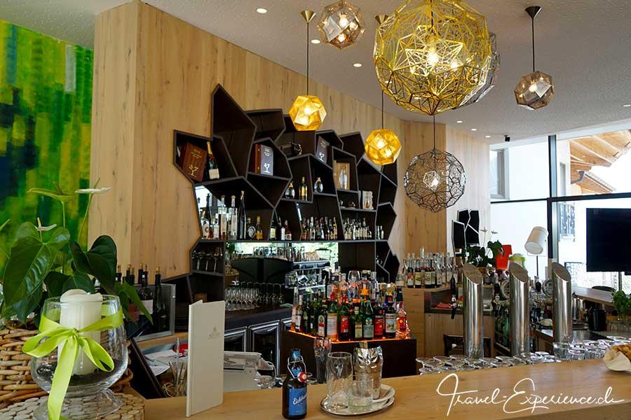 Italien, Suedtirol, Schenna, Resort, Bar