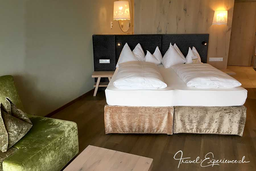 Italien, Suedtirol, Schenna, Resort, Zimmer, Hotel Rosengarten