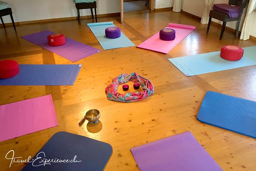 Meditation, Achtsamkeit, Yokgakissen, Kissen,