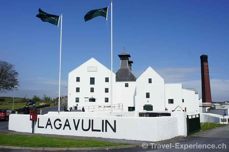 Schottland, Whisky, Lagavulin, Islay