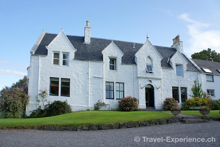 Schottland, Skye, Kinloch