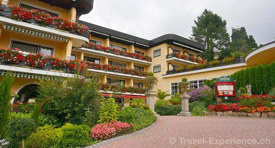 Hotel Schwarzmatt, Badenweiler