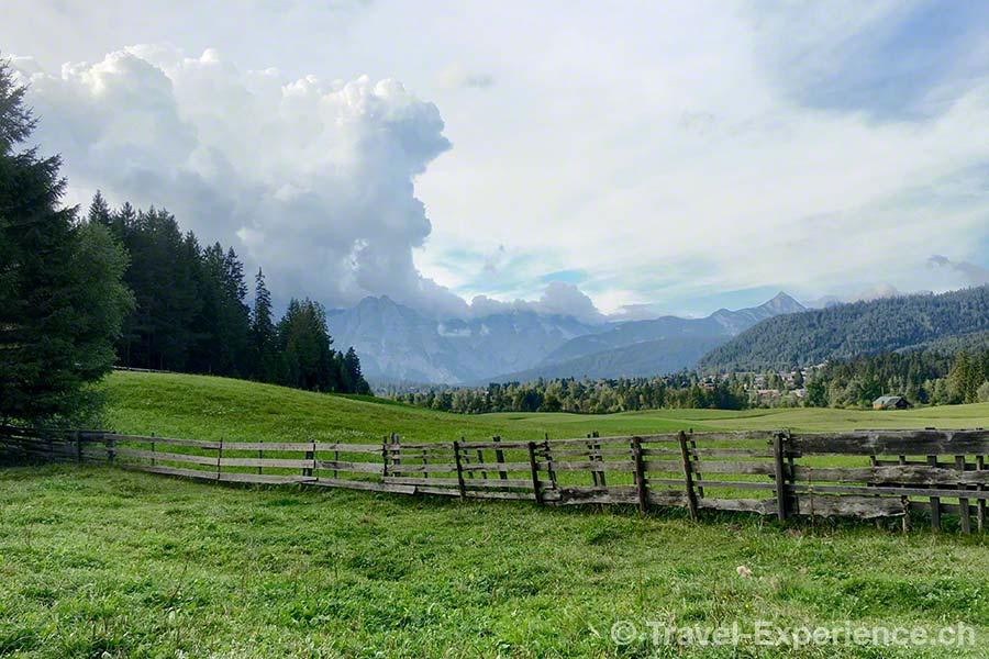 Oesterreich, Tirol, Olympiaregion Seefeld, Segway Tour, Natur, Landschaft