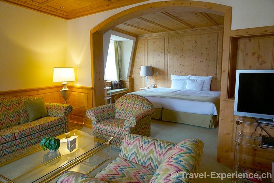 Hotel Seehof Davos, Suite