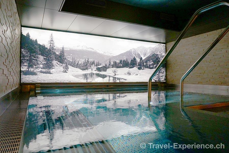 Hotel Seehof Davos, Pool