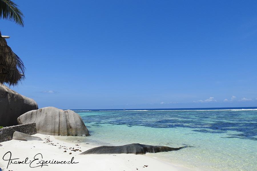 Seychellen, Sea Star, La Digue, Anse Source dArgent