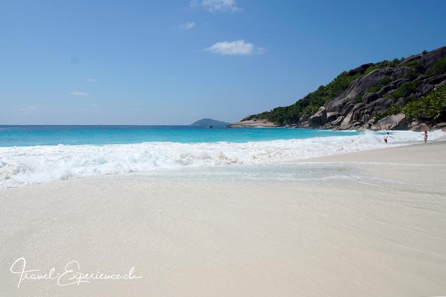 Seychellen, Sea Star, Grande Soeur, Strand
