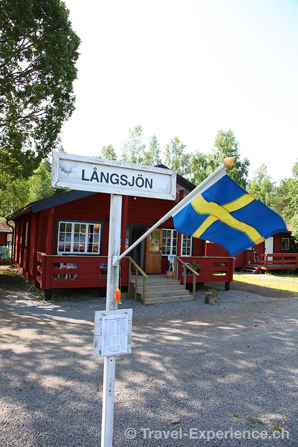 Schweden, Småland, Langsjoen