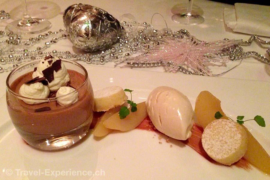 Hotel Sonne, Küsnacht, Dessert