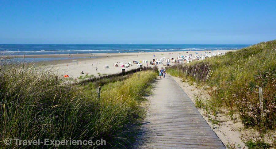 Ostfriesland, Spiekeroog, Strand