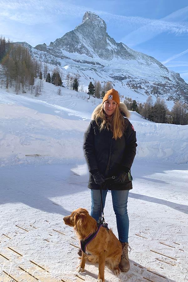 Schweiz, Wallis, Zermatt, Bergrestaurant Stafelalp, Sarah Schwarzenbach,
