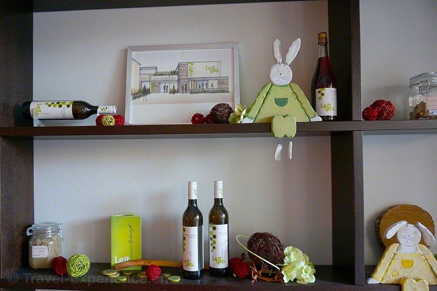 Steiermark, Weingut Leitgeb, verkosten, degustieren