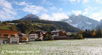 Südtirol, Pustertal, San Lorenzo Südtirol, Pustertal, Tamersc Südtirol, Pustertal, Osteria Garsun Südtirol, Pustertal, Schlutzkrapfen Südtirol, Sichelburg Südtirol, Sichelburg Südtirol, Degust, Hansi Baumgartner