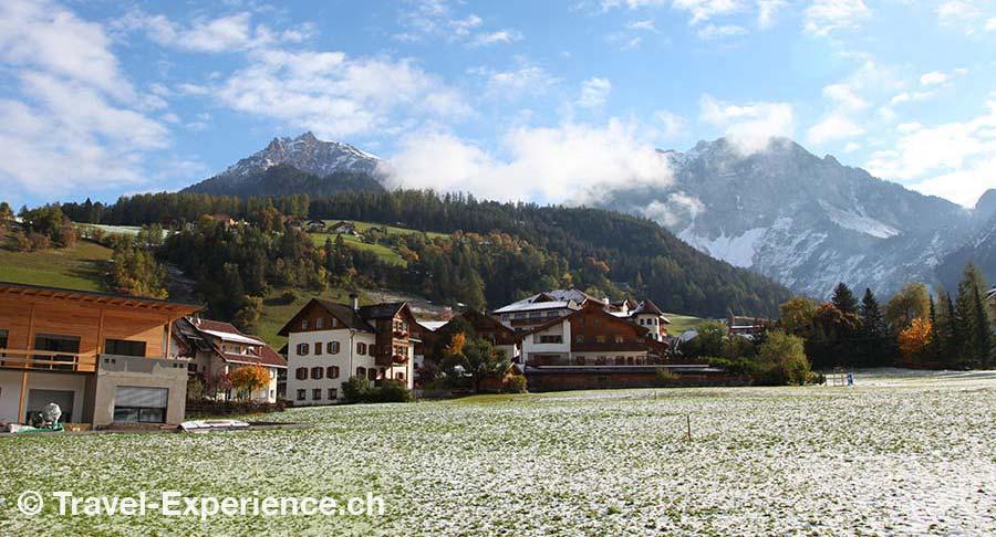 Südtirol, Pustertal, San Lorenzo