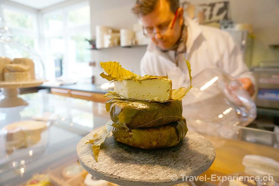 Südtirol, Degust, Hansi Baumgartner, Käse