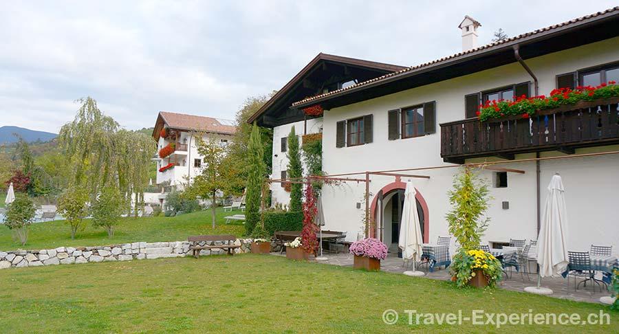 Südtirol, Pacherhof, Wein, Hotel