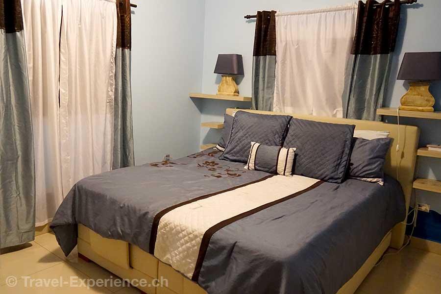 Karibik, Aruba, Swiss Paradise, Schlafzimmer