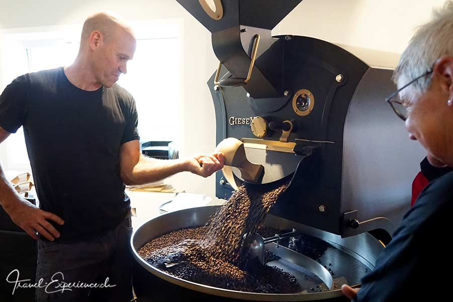 Deutschland, Sylt, Kaffeeroesterei, Christian Appel