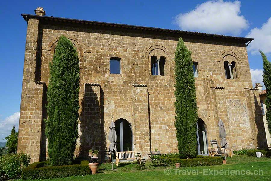 Italien, Umbrien, Weingut, Hotel, Locanda Palazzone