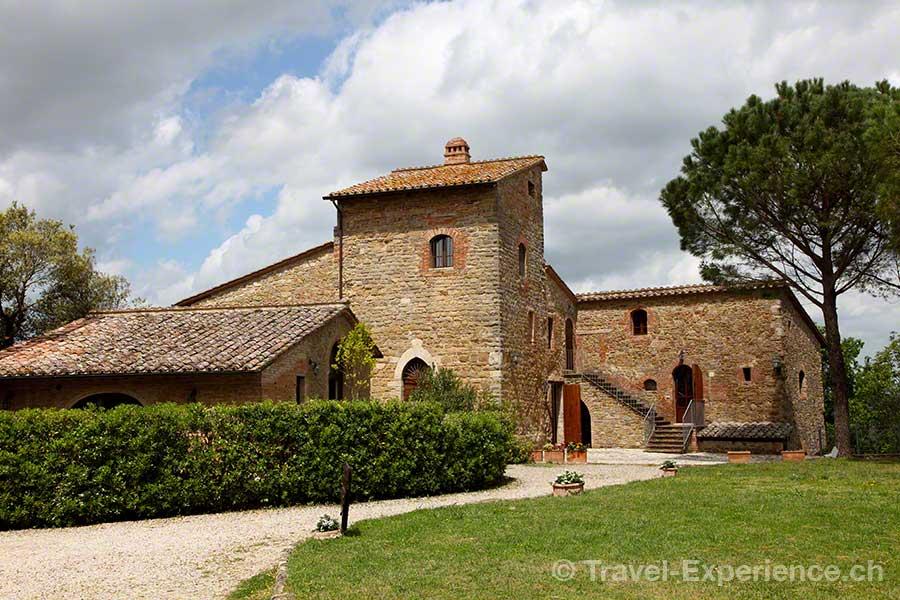 Italien, Umbrien, Castello Monticelli