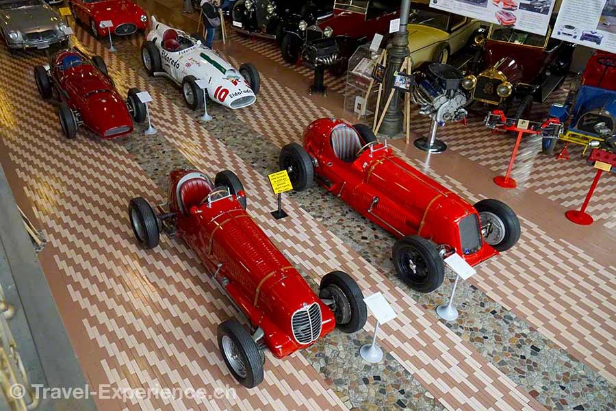 Italien, Emilia-Romagna, Modena, Hombre, Museum,