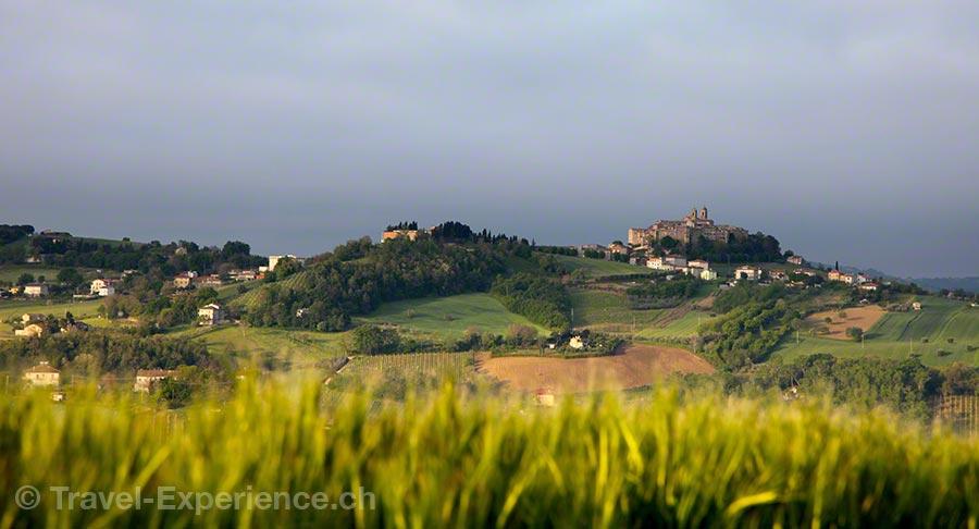 Italien, Marken, Landschaft
