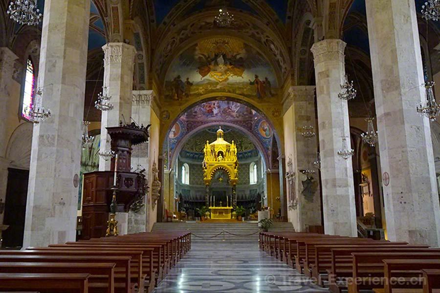 Italien, Marken, Ascoli, Kathedrale SantEmidio