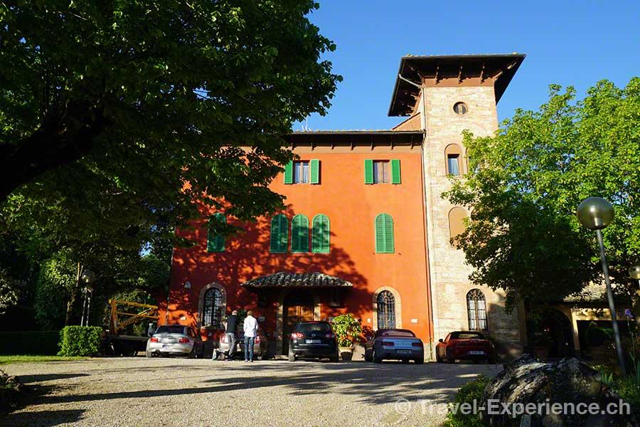 Italien, Toskana, Hotel, Villa Il Patriarcha