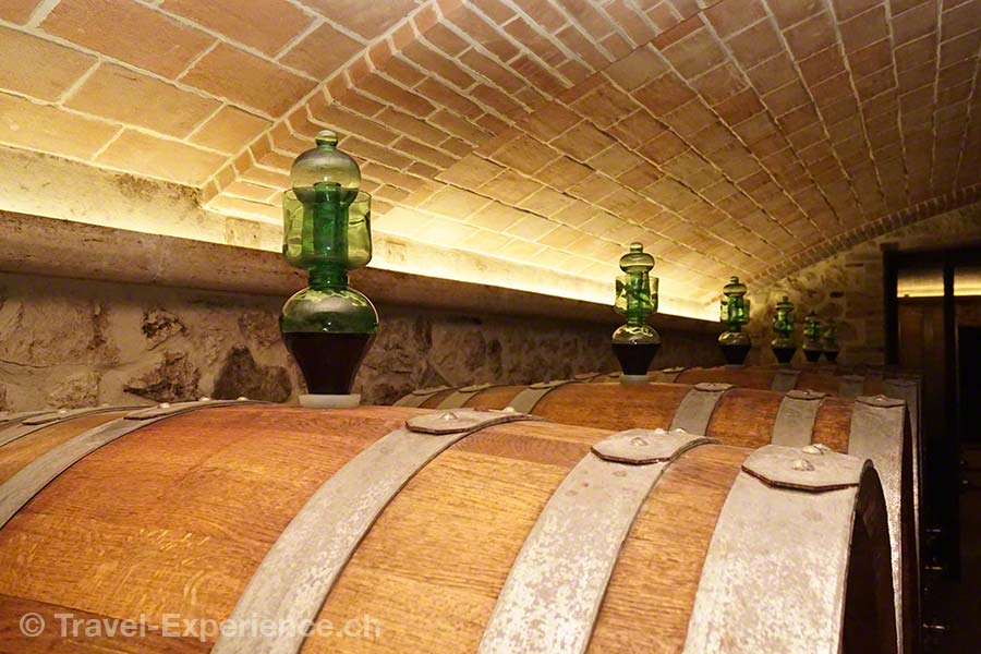 Italien, Toskana, Le Buche, Wein, Faesser
