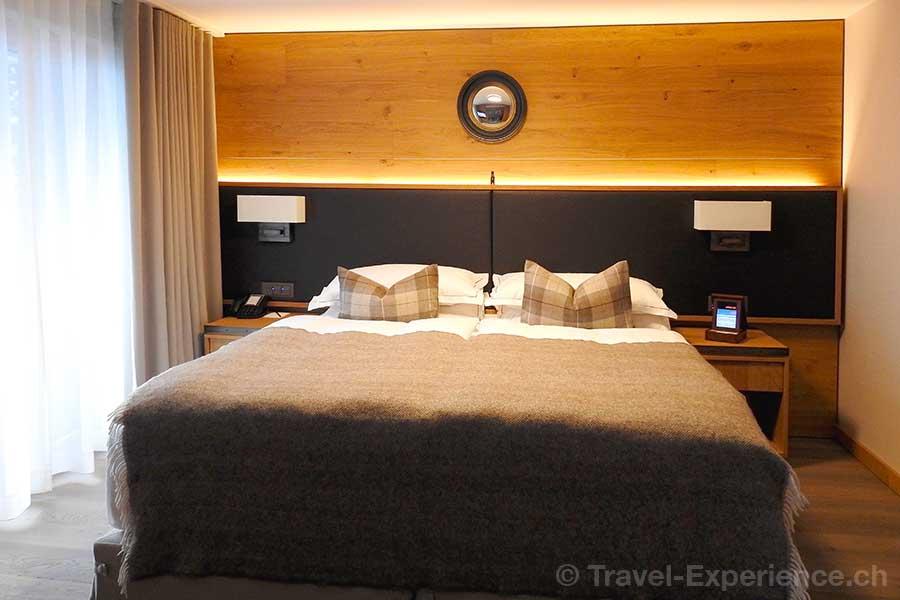 Saas-Fee, Hotel The Capra, zimmer 13