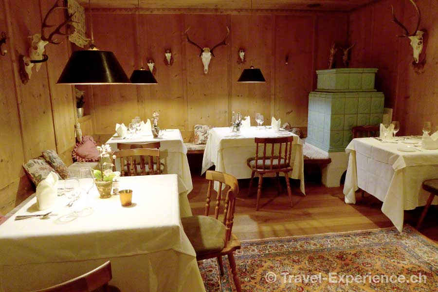 Österreich, Tirol, Zillertal, Zell, Hotel Theresa, Abendessen, Stube