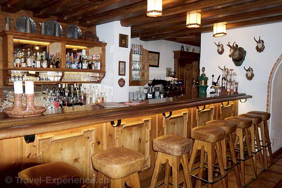 Österreich, Tirol, Zillertal, Zell, Hotel Theresa, Bar