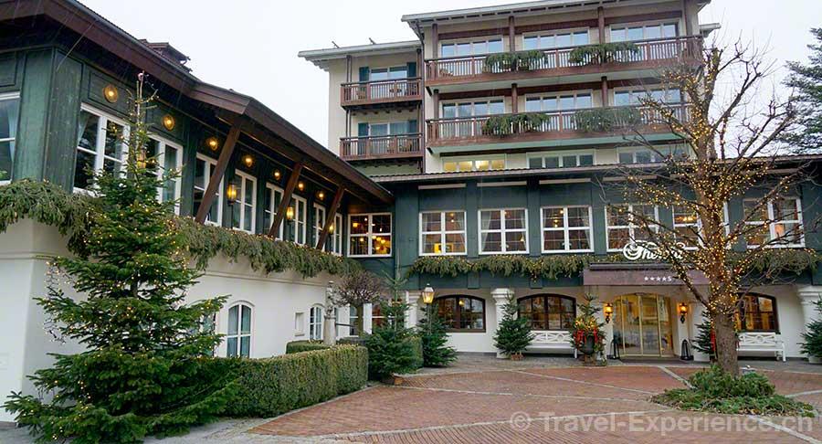 Österreich, Tirol, Zillertal, Zell, Hotel Theresa