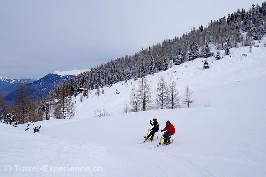 Österreich, Tirol, Zillertal, Zell, Hainzenberg, Gerlosstein Bahn