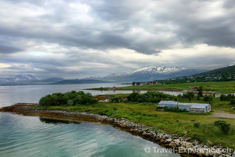 Norwegen, Nordnorwegen, Tromso