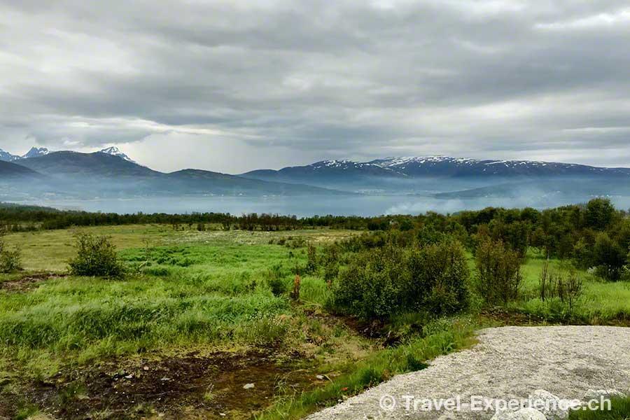 Norwegen, Nordnorwegen, Tromso, Villmarkssenter