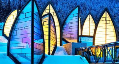 Tschuggen Grand Hotel, Arosa, Bergoase, © Tschuggen Hotel Group