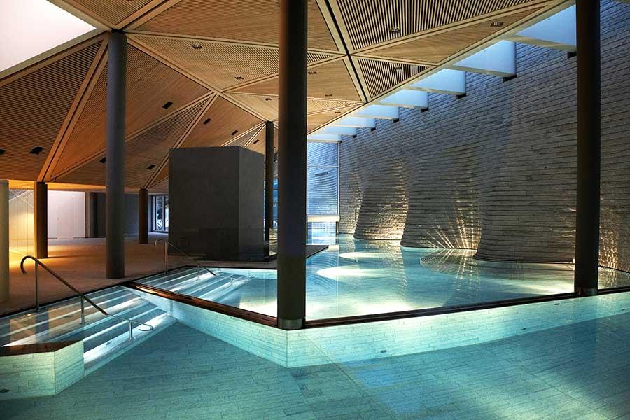 Tschuggen Grand Hotel, Arosa, Bergoase, Pool, © Tschuggen Hotel Group